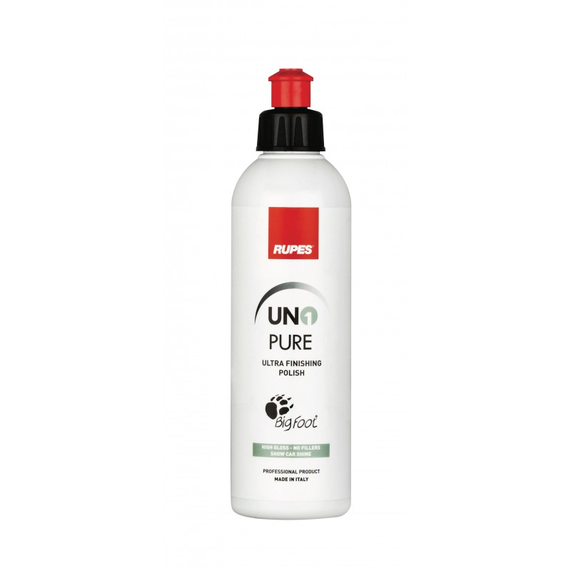Rupes UNO Pure Ultra Finish 250ml Detailing Shop