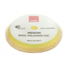 Rupes Medium Wool Pad